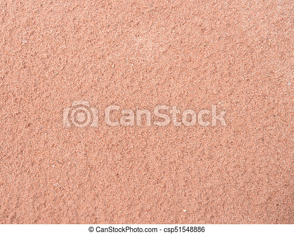 spiaggia sabbia, struttura, fondo - csp51548886