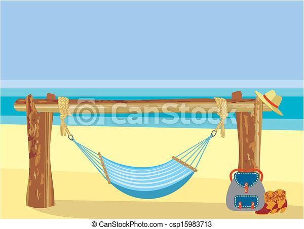 spiaggia - csp15983713