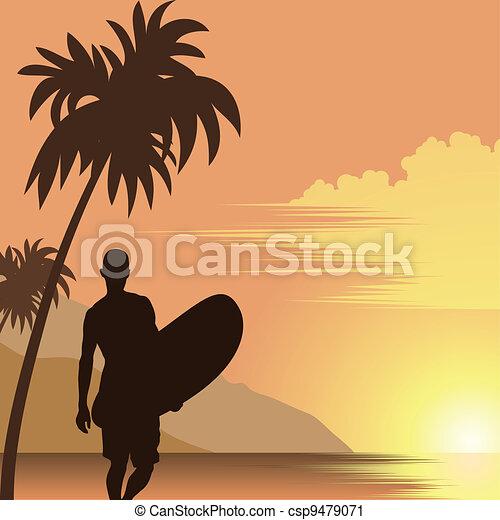 spiaggia - csp9479071