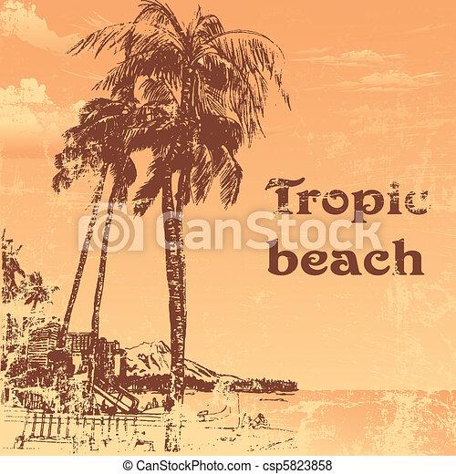 spiaggia - csp5823858