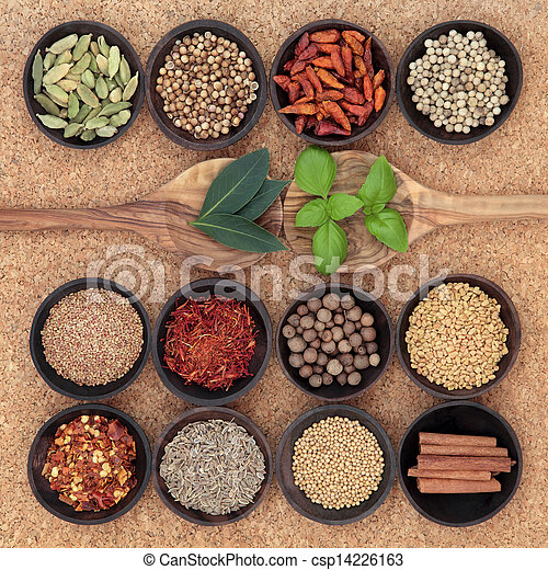 Spice and Herb Sampler - csp14226163