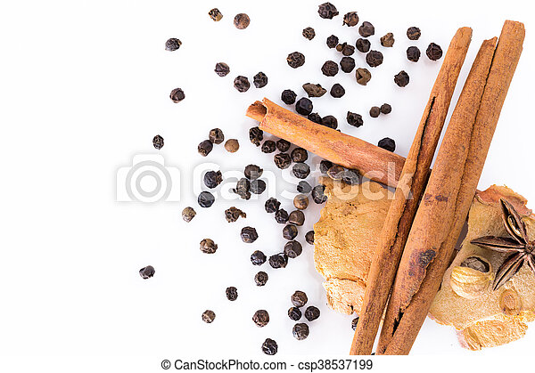 Spices for Spices - csp38537199