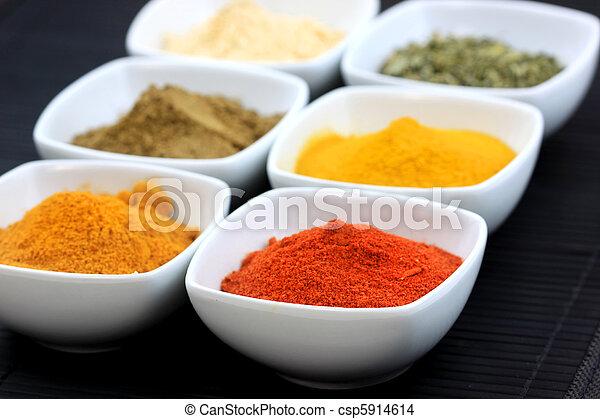 Spices of India - csp5914614