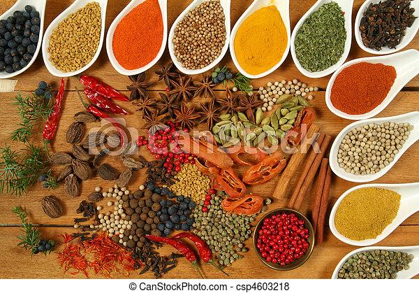 Spices. - csp4603218