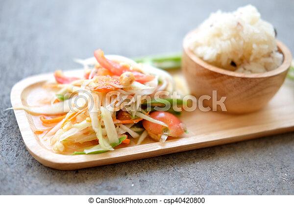 Sum salad