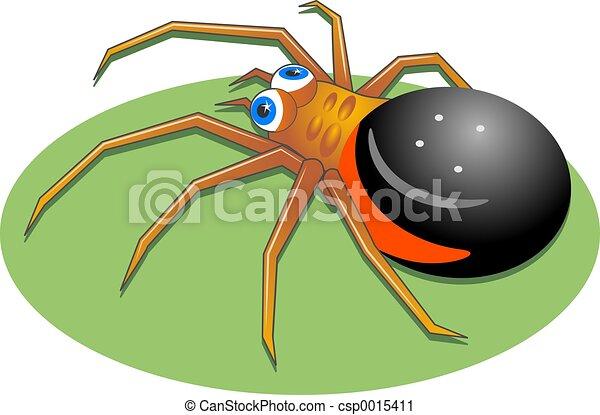 Spider - csp0015411