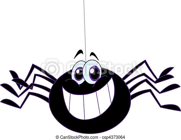 spider illustrations and stock art 26 503 spider illustration rh canstockphoto com free clipart spider web free spiderman clipart
