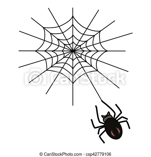 spider vector clipart search illustration drawings and eps rh canstockphoto com spider vectorpark spyder victor