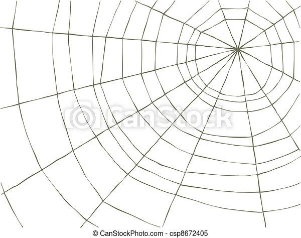 Spider Web - csp8672405