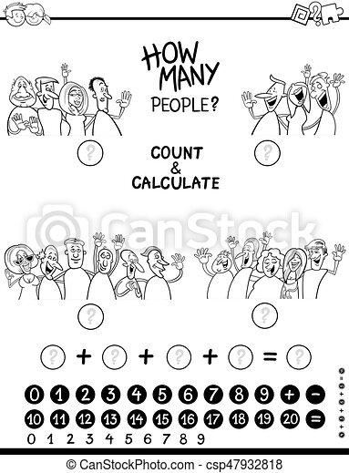 Berechnung der Spielfarbe Seite - csp47932818