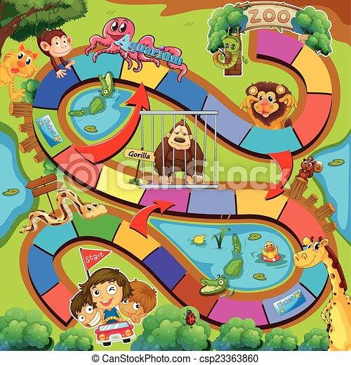 Spiel Zoo