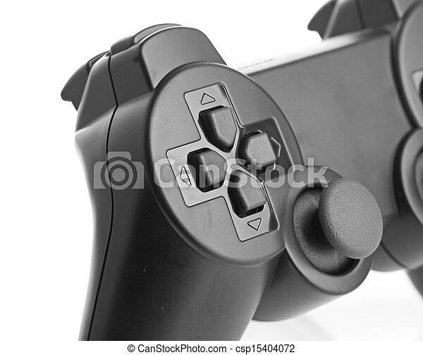 Videospielkontrolleur - csp15404072