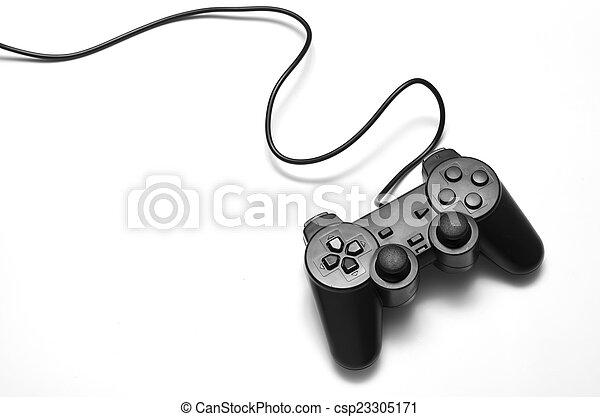 spiel, video, controller - csp23305171