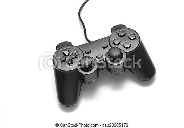 spiel, video, controller - csp23305173