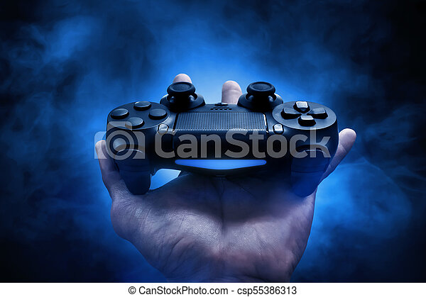 spiel, video, controller - csp55386313