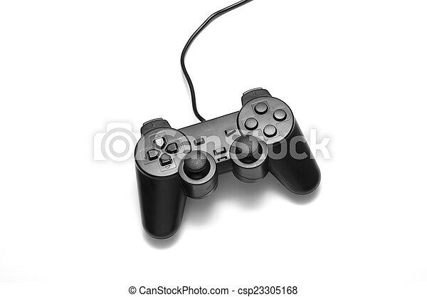 spiel, video, controller - csp23305168
