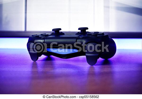 Videospiel-Controller - csp55158562