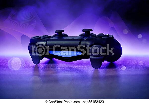 spiel, video, controller - csp55158423