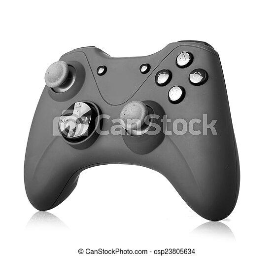 spiel, video, controller - csp23805634