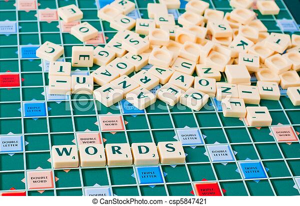 Spiel Wörter Bilden