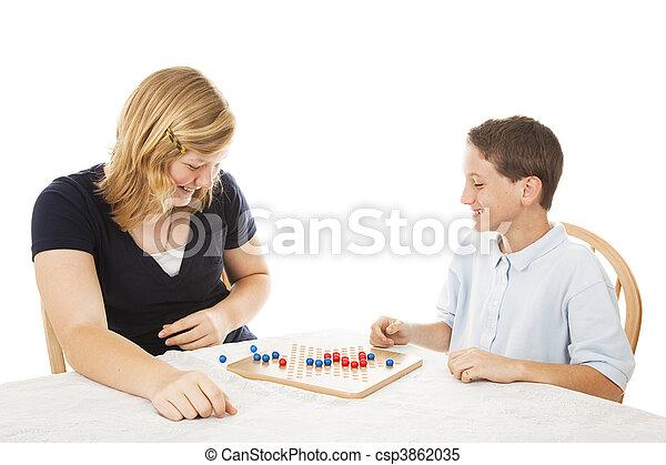 Spielen Spiel Bruder und Schwester Köln: Die