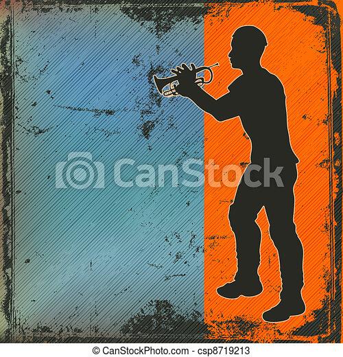 Brass Spieler - csp8719213