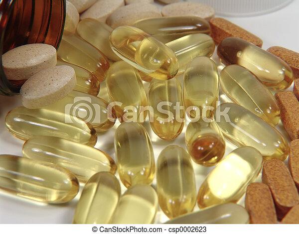 Spilled Pills 2 - csp0002623