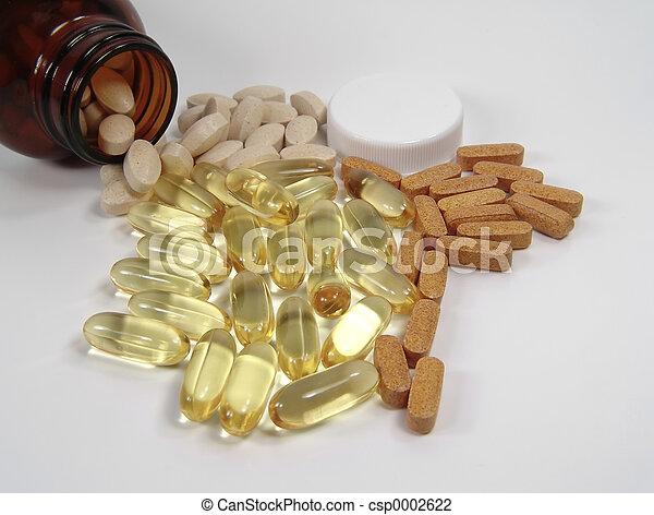 Spilled Pills - csp0002622