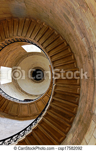 Spiral Staircase   Csp17582092