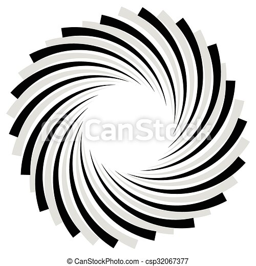 spiral vortex swirl or twirl abstract monochrome graphic rh canstockphoto com spiral graphics genetica swirl graphics photoshop