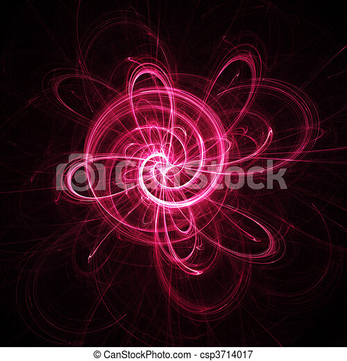 spiral wheel of fate - csp3714017