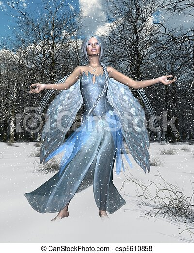 Spirit of Winter - csp5610858