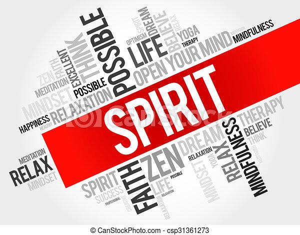 Spirit - csp31361273