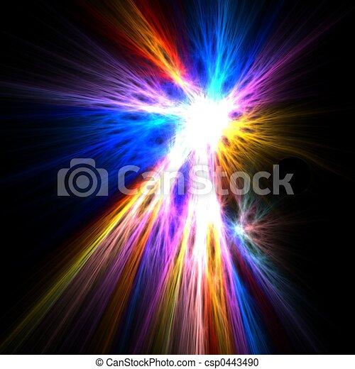 Spiritual shine - csp0443490