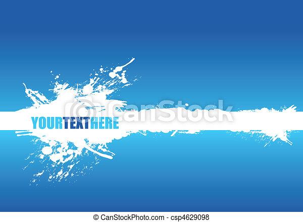 splash - csp4629098
