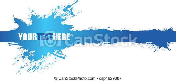 splash - csp4629087
