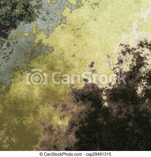 Splashes abstract background - csp29491315