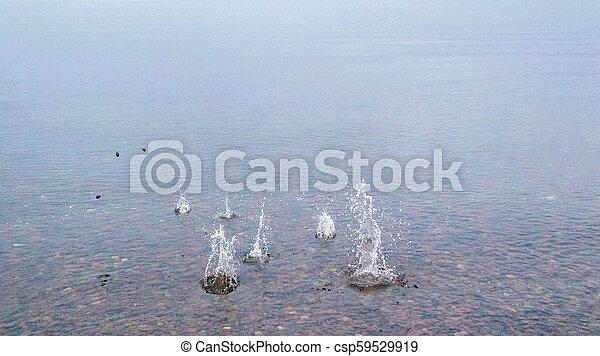 Splashes - csp59529919