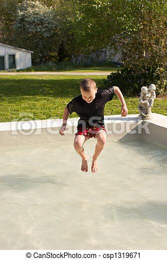 Splashing around 01 - csp1319671