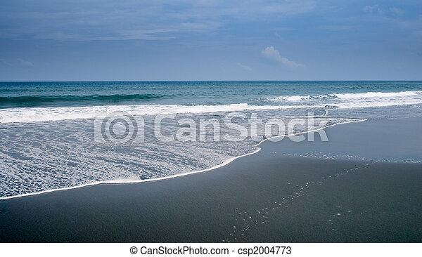 spokojny, ocean - csp2004773