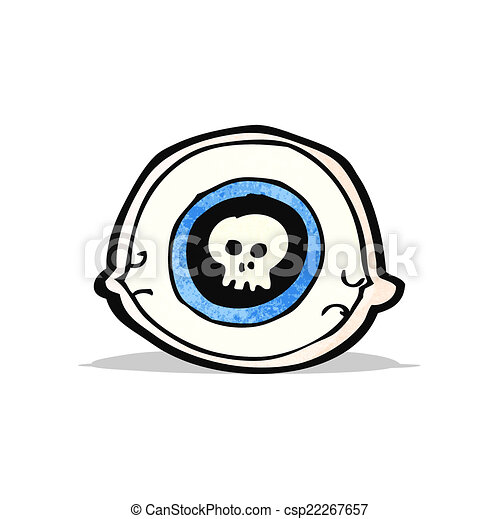 Spooky Eye Symbol Clipart Vector Search Illustration Drawings And