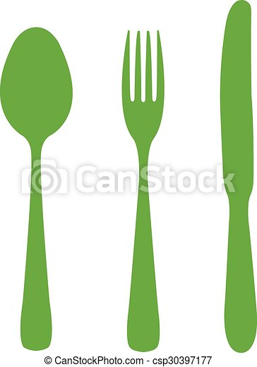 Spoon Fork And Knife Cutlery Set Of Spoon Fork And Knife For