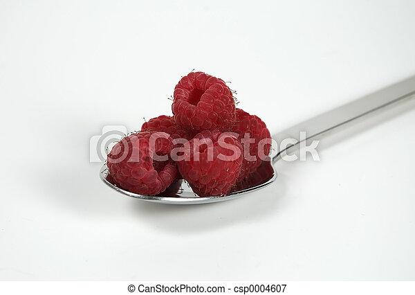 Spoonful of Rasberr - csp0004607