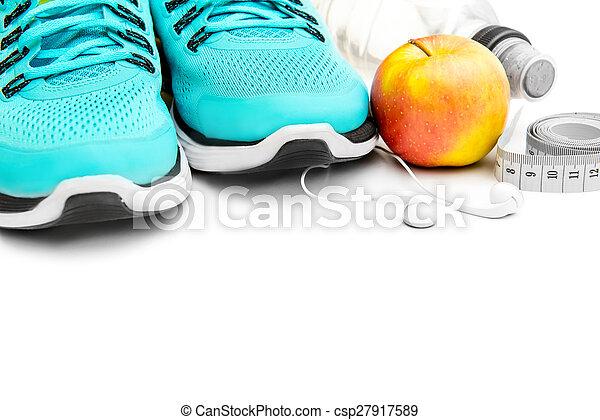 sport, bakgrund - csp27917589