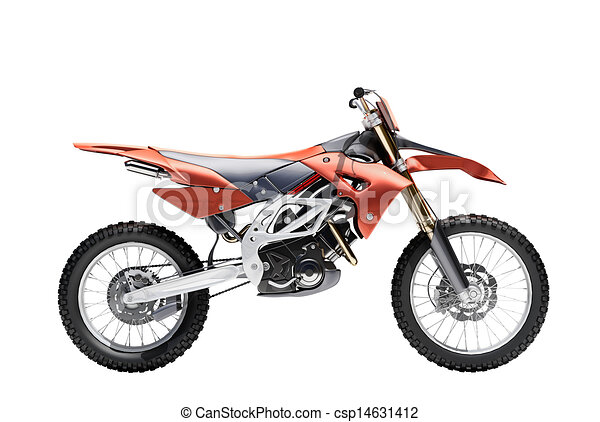 Sport bike enduro - csp14631412