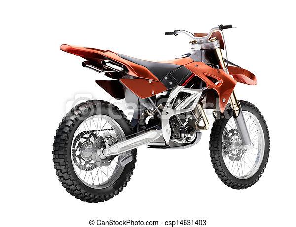 Sport bike enduro - csp14631403
