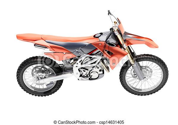 Sport bike enduro - csp14631405