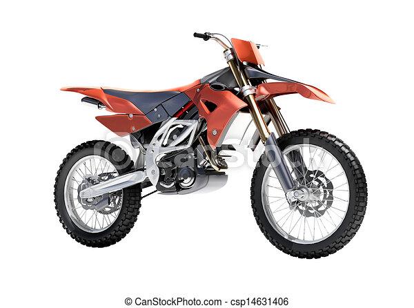 Sport bike enduro - csp14631406