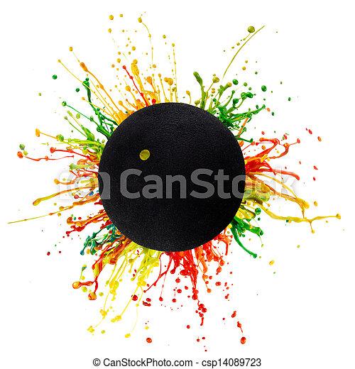 sport, boll - csp14089723