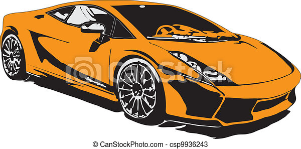 sport car made in eps - csp9936243